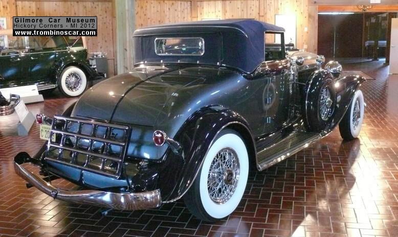 1934 auburn 1250 cabriolet for 1934 auburn 1250 salon cabriolet