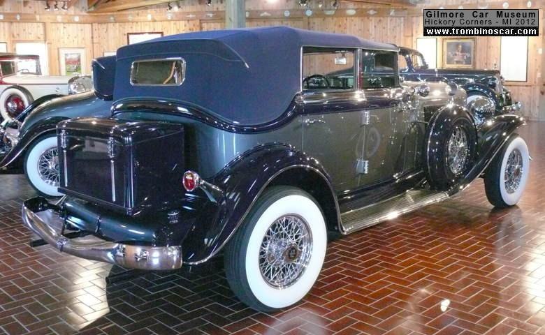1934 auburn 1250 phaeton for 1934 auburn 1250 salon cabriolet
