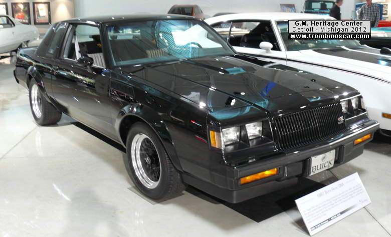 Bk on 1987 Buick Lesabre Limited
