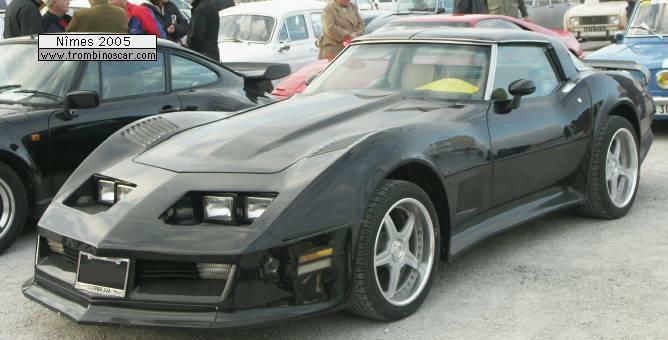 1979 Chevrolet Corvette Stingray Coupe