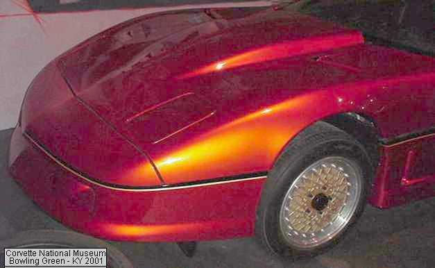 1986 corvette ppg pace car. Black Bedroom Furniture Sets. Home Design Ideas