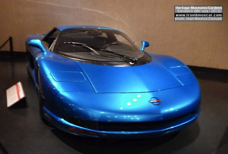1990 Corvette Serv III Experimental Ct900802