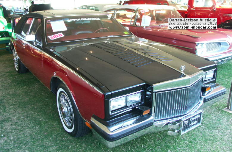 1981 Cadillac Seville R S Prototype