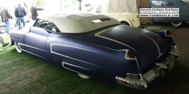 1951 Cadillac 62 Coupe Kustom