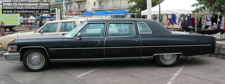 1975 Cadillac Fleetwood 75 Limousine