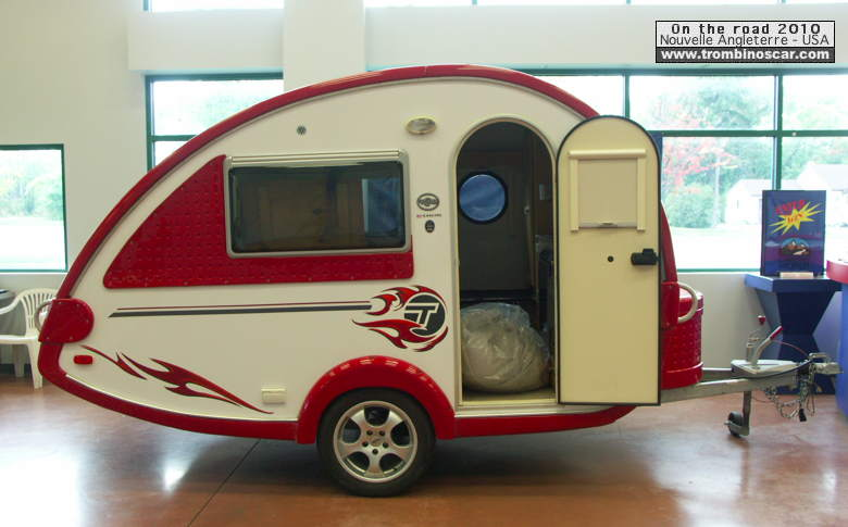 2011 t b teardrop travel trailer. Black Bedroom Furniture Sets. Home Design Ideas