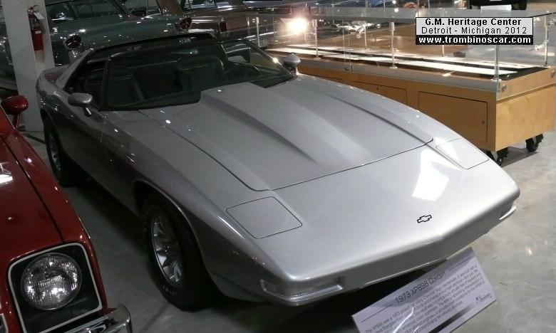 1973 chevrolet concept xp 898 coupe