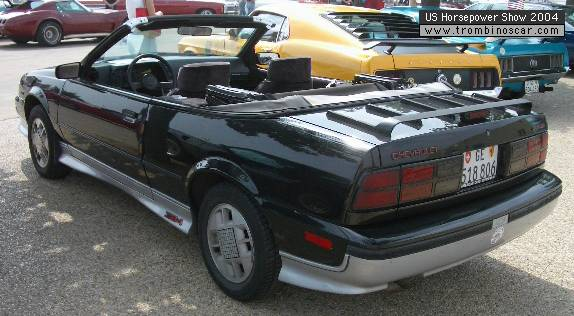 1988 Chevrolet Cavalier Z24 Convertible