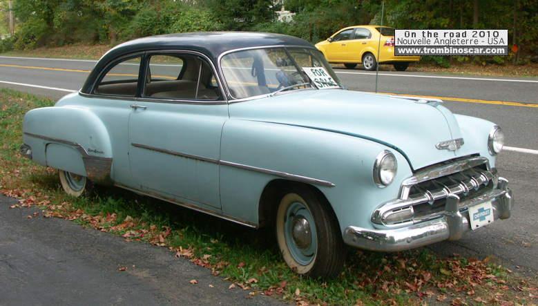 1952 chevrolet styleline deluxe sedan 2dr for 1952 chevrolet styleline deluxe 2 door sedan