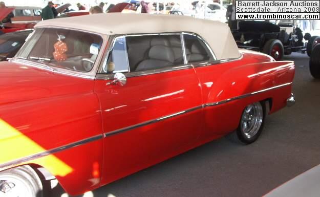 1953 chevrolet kustom convertible