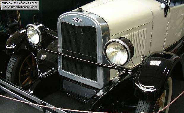 1926 chevrolet superior convertible