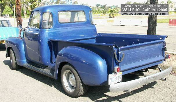 1953 chevrolet 3100 pick