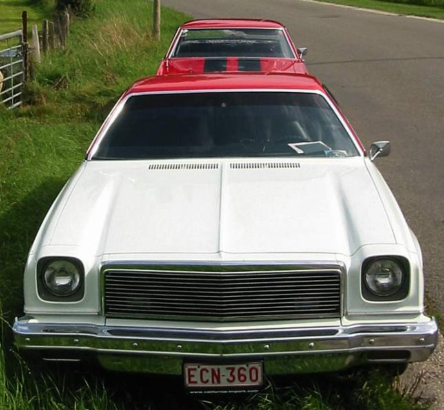 1974 chevrolet el camino ss pick