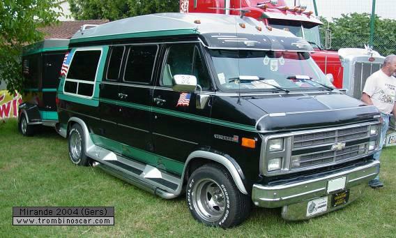 1990 Chevy Van 20