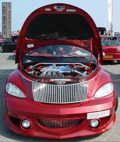 Cl on 1999 Chrysler Pt Cruiser