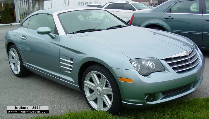 2004 chrysler crossfire coupe. Black Bedroom Furniture Sets. Home Design Ideas