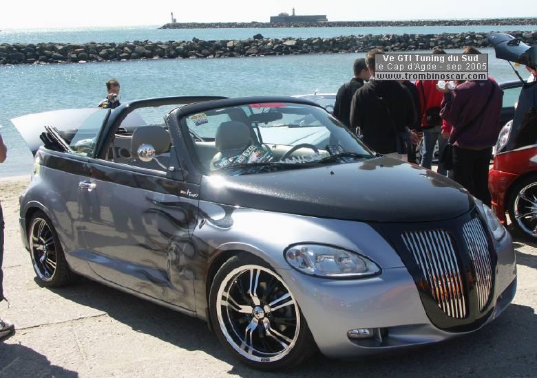 Cl on 2004 Chrysler Pt Cruiser