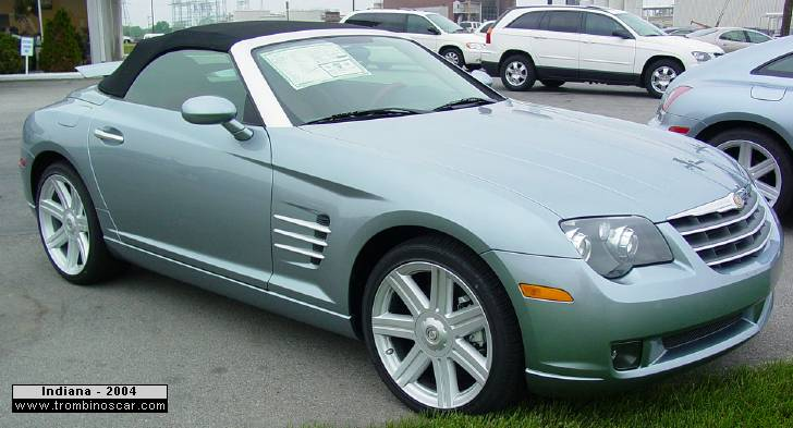 2005 chrysler crossfire roadster. Black Bedroom Furniture Sets. Home Design Ideas
