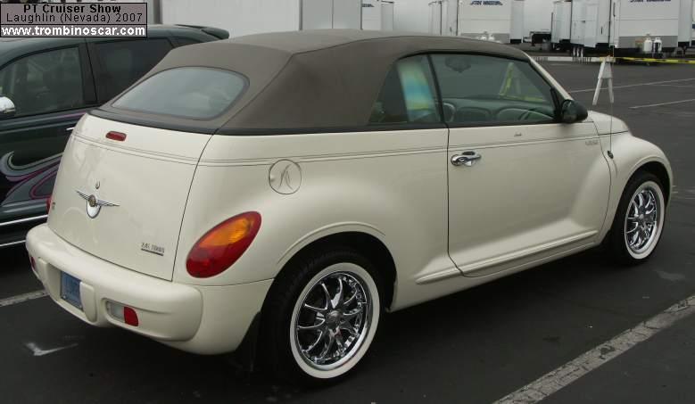2005 chrysler pt cruiser cabriolet. Black Bedroom Furniture Sets. Home Design Ideas