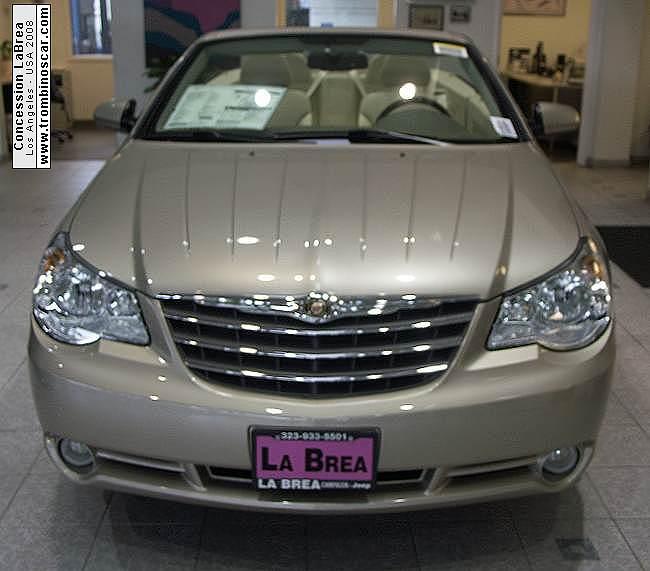 Cl on Chrysler Sebring Convertible
