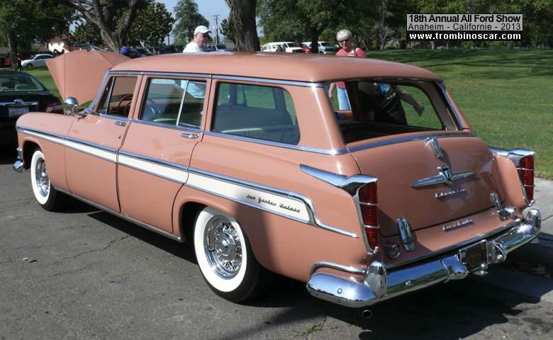 1955 Chrysler New Yorker Station Wagon