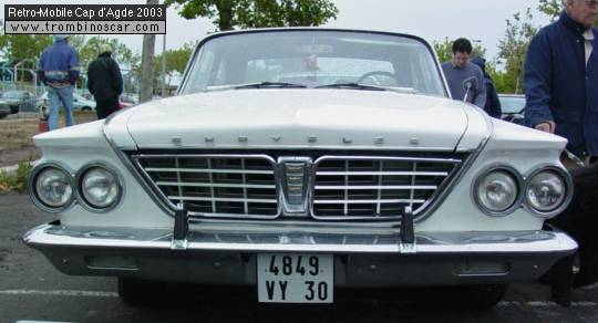 1963 chrysler new yorker sedan for 1963 chrysler new yorker salon