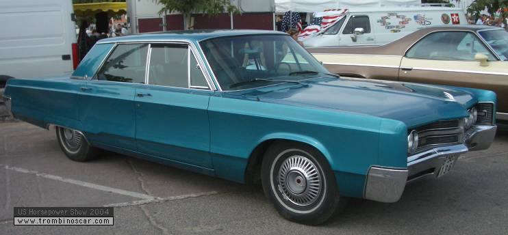1967 chrysler 300 sedan 4dr