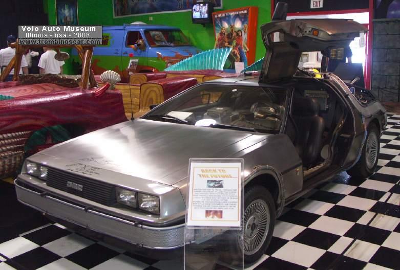 1981 delorean movie car. Black Bedroom Furniture Sets. Home Design Ideas