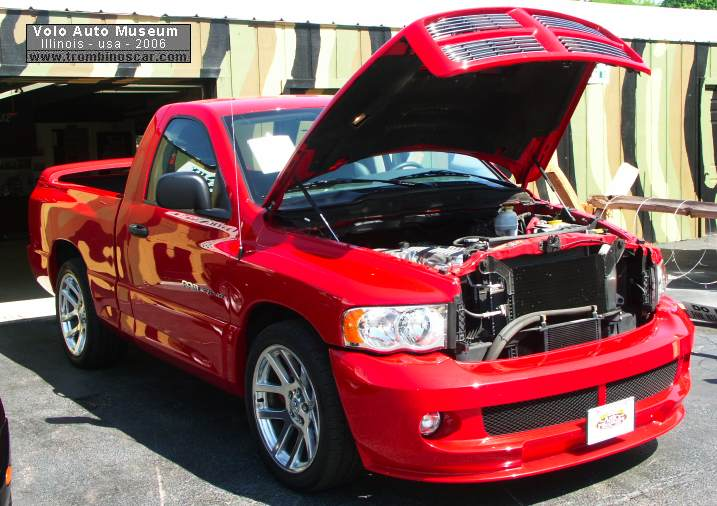 2005 dodge srt 10 supercharged pick up. Black Bedroom Furniture Sets. Home Design Ideas