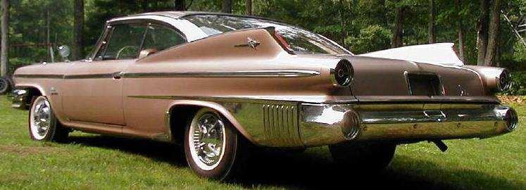 1960 Dodge Polara Coupe Ht