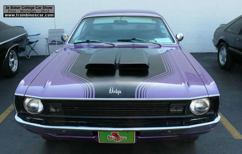 1972 Dodge Demon 340 Coupe