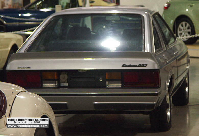1982 Dodge Omni Electrica
