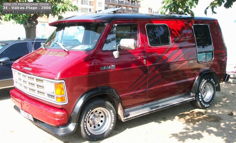 1986 dodge ram 150 van. Black Bedroom Furniture Sets. Home Design Ideas