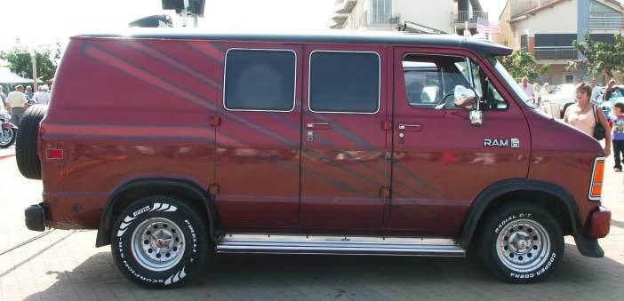 Dodge Challenger A Vendre >> 1986 Dodge RAM 150 Van