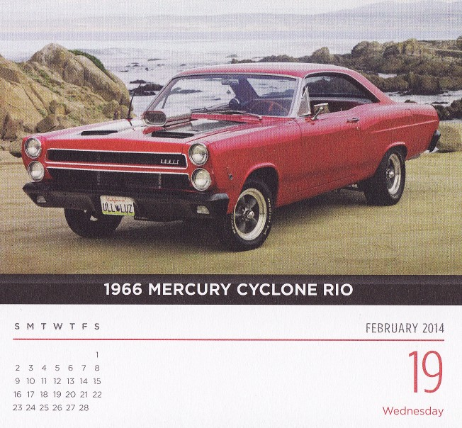 65 Mercury Comet Cyclone: Forums De Discussions – Name