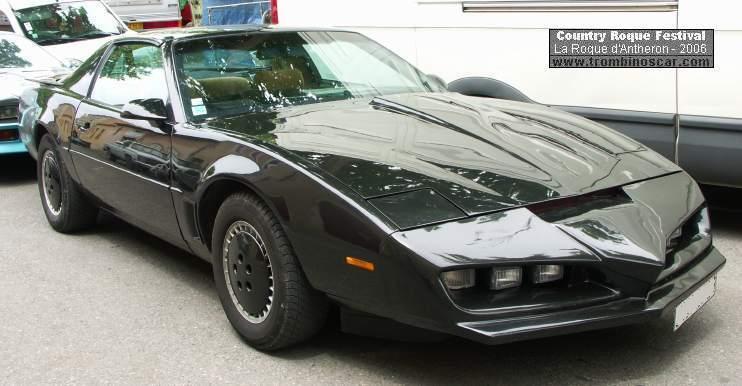1991 Pontiac Firebird Style Knight Rider