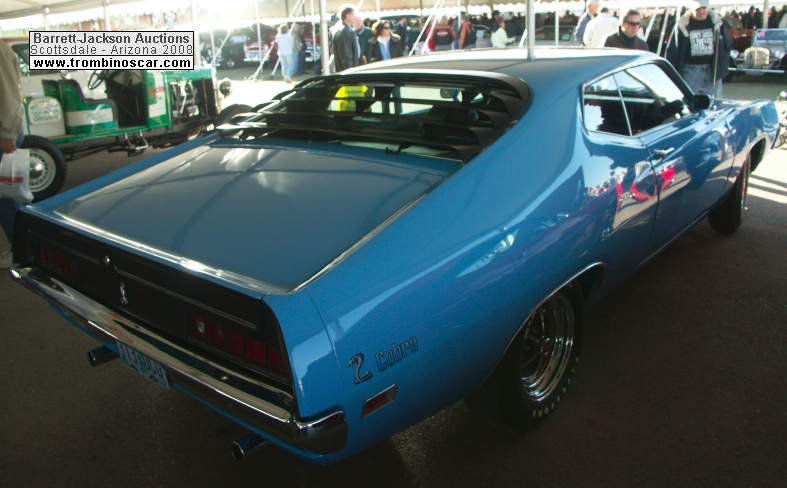 1971 ford torino rear window louvers