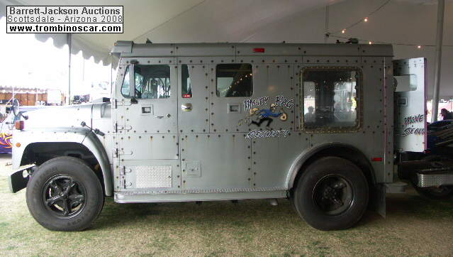Used Armored Truck For Sale 1986 international armored