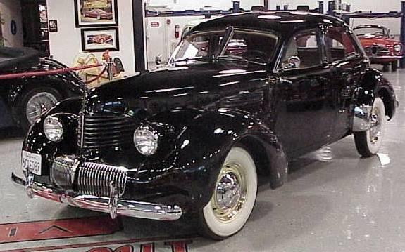 Used Cars Dealerships >> 1941 Hupmobile Skylark Sedan