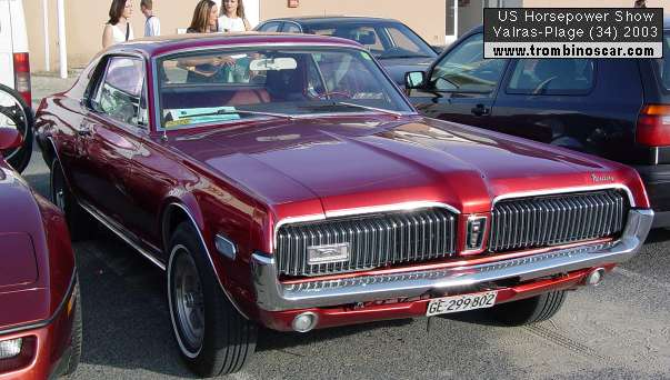 ma premi re ricaine le r ve mercury cougar gt 1967 oldies anciennes forum collections. Black Bedroom Furniture Sets. Home Design Ideas