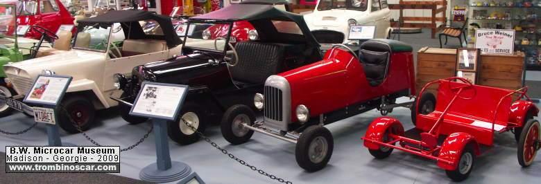 Les microcars 4 roues du trombinoscar for Construire sa voiture