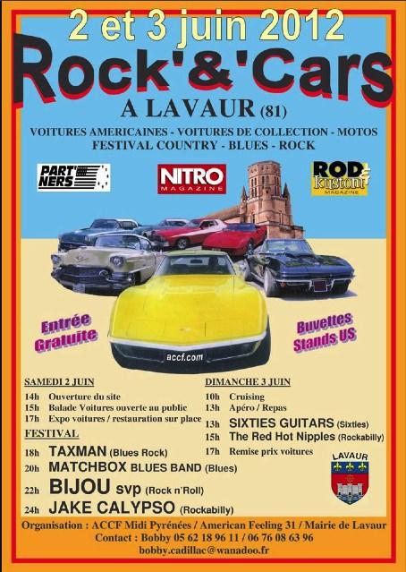 Festival Rock'n Cars Lavaur 2012 (2&3 juin) 1980