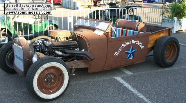 Monster garage ford 1929 - Jesse james monster garage ...