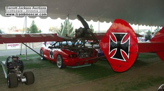 Peru Auto Salvage >> Monster Garage, Panoz Esperante 2004