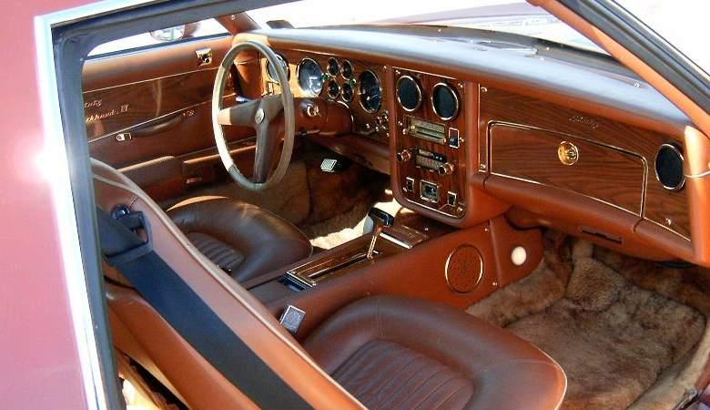 Chinchilla For Sale >> 1976 Stutz Blackhawk Coupe