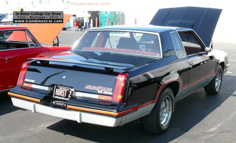 Olds Hurst 1983 Om830104
