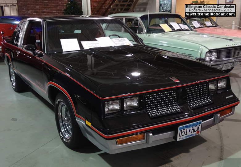 Olds Hurst 1983 Om830202