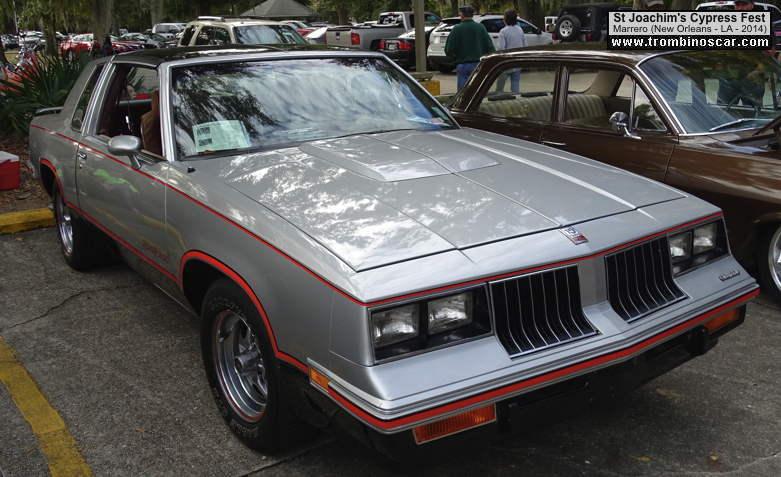 Olds Hurst 1983 Om840202