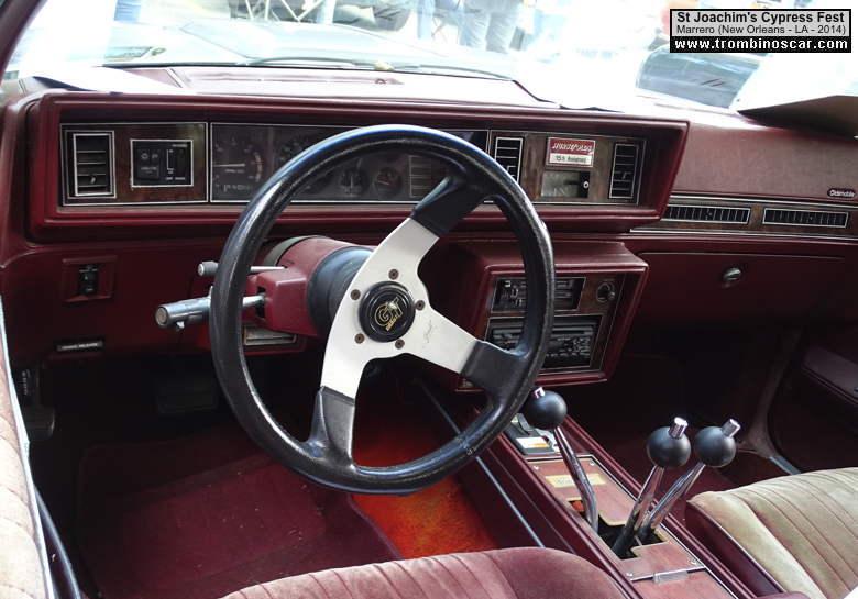 Olds Hurst 1983 Om840204
