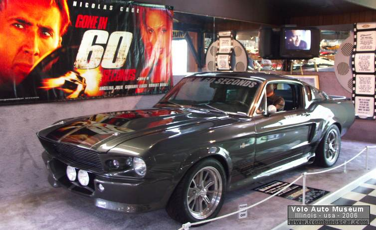 1967 shelby mustang 500 gt eleanorde 60 chrono. Black Bedroom Furniture Sets. Home Design Ideas